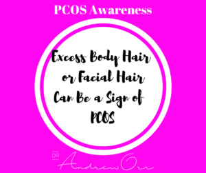 Copy of PCOS Awareness Hirsutism and PCOS